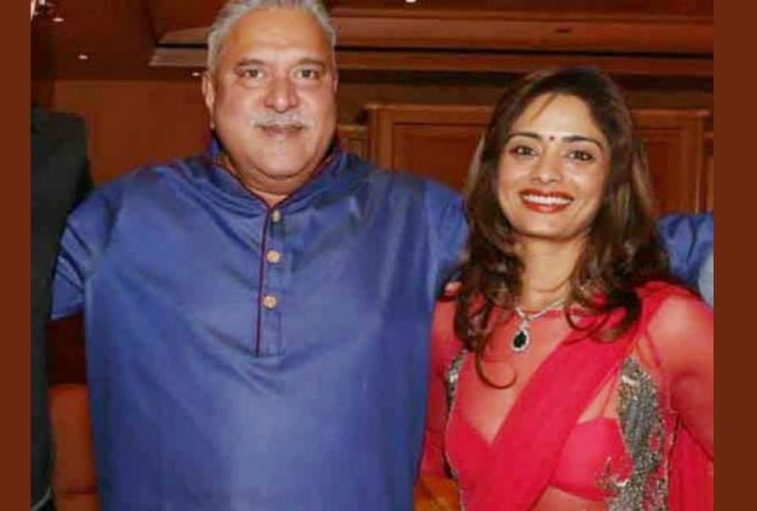vijay mallya to marry pinky lalwani and twitter reacts in very funny way