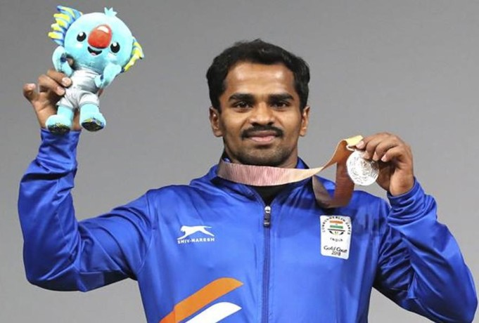 commonwealth games 2018 weightlifter P guru raja success story