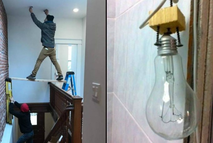 know how people all over the world use Jugaad Technology, Funny Photos