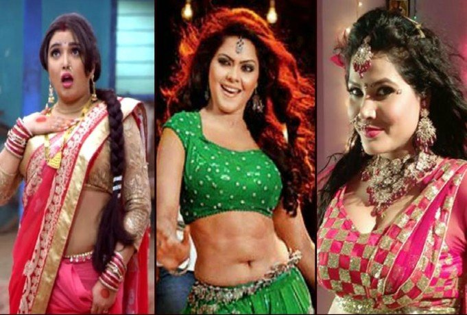 know about top 10 highest paid Bhojpuri Actress fee per film