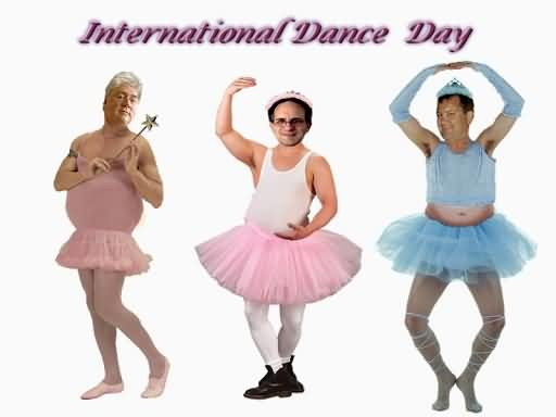 International Dance Day 2018 people share their love for dance on social media