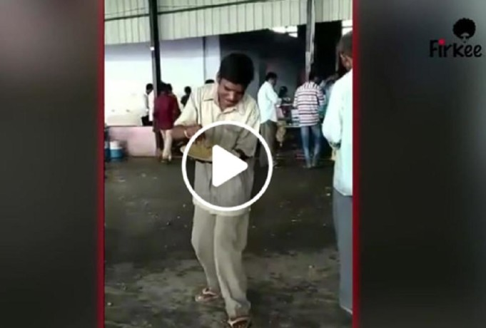 Video of Guy Dance in Indian Wedding goes viral on social media