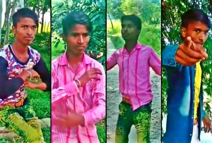 guy dance video goes viral on social media