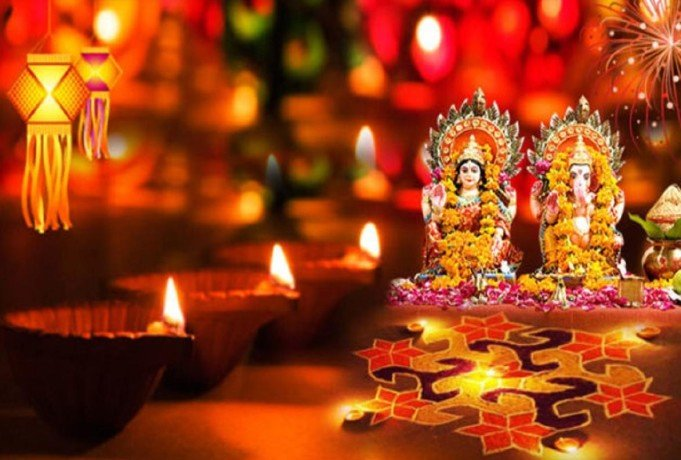 ideas for budget friendly diwali decoration