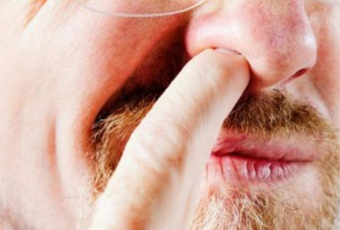 Famous indian art of putting finger in the nose is getting extinct