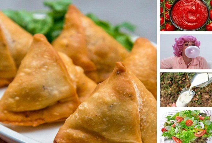 These indian foods banned around the world including samosa and chewing gum