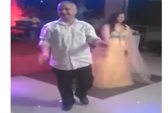 A old Man died while dancing during marriage function in Dehradun, death video viral on social media