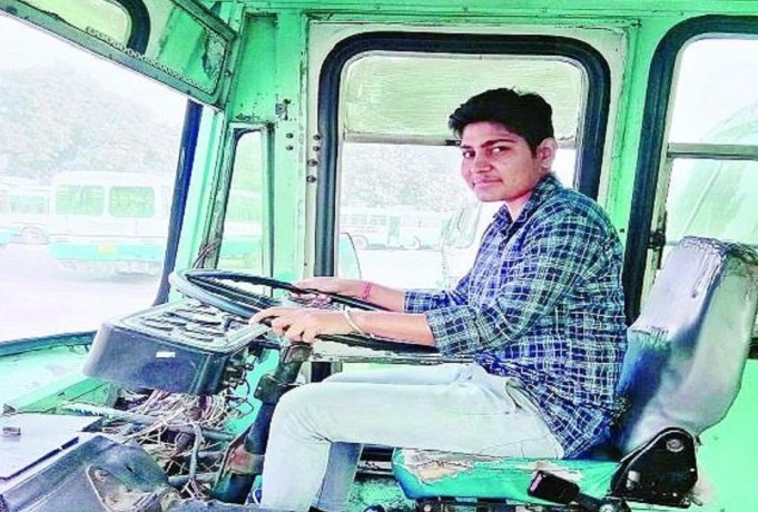 Ba student seema to drive haryana roadways bus in hisar