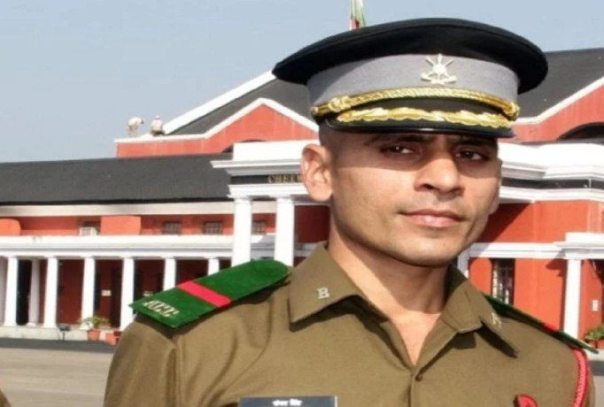 Farmer's son Achieved achievement, sanjay singh will be army officer