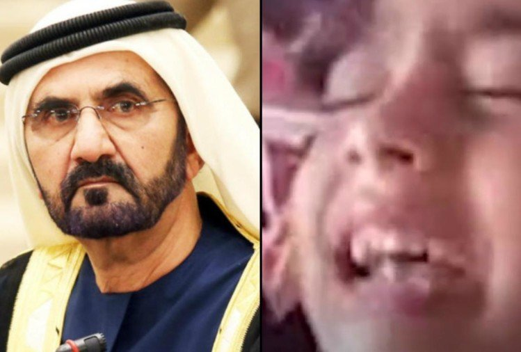 after seen kid crying video UAE PM Ask for detail