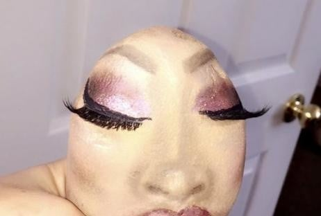 Potatoes makeup video viral after makeup artist showed art on potato