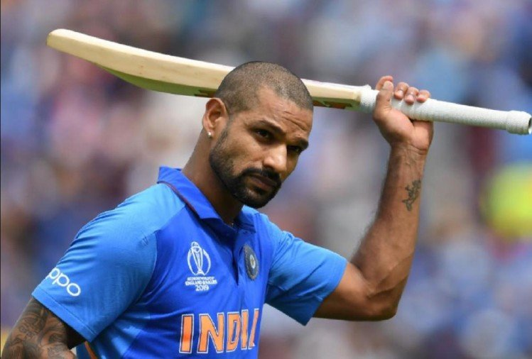 World cup 2019 India vs Australia Twitter reactions on Shikhar Dhawan 17th ODI century