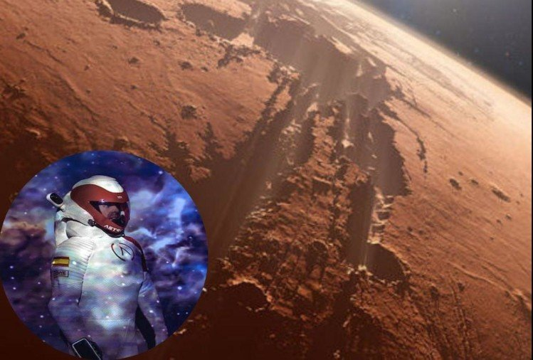 you can live on mars after spent worth rs 480000