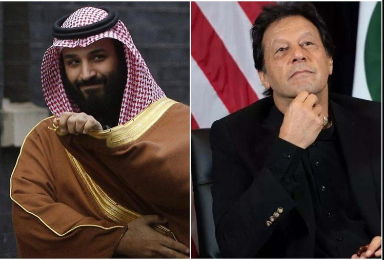 pakistan weekly magazine friday times claim the Crown Prince of Saudi Arabia had called back