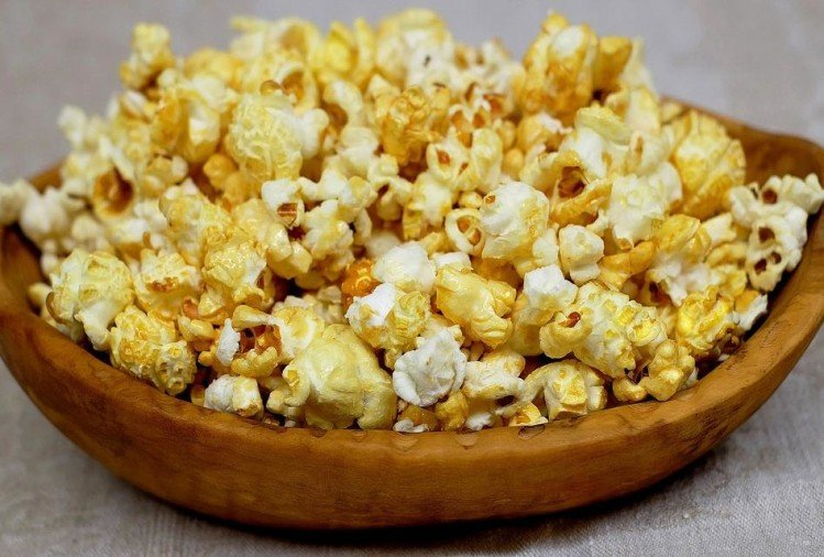 eating popcorn led to open heart surgery