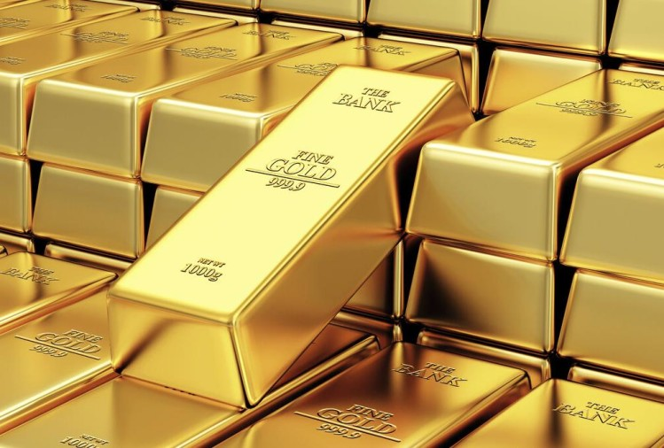 gold prices are increasing rapidly