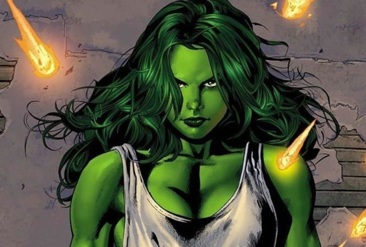 Marvel Cinematic Universe introducing 'She Hulk'