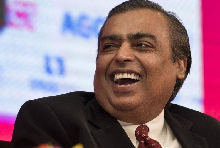 lockdown made ambani rich