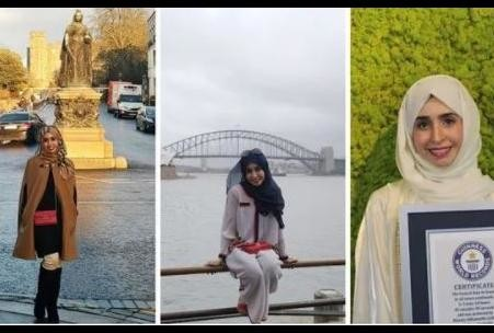 know the story of uae woman who travelled 208 countries in 3 days