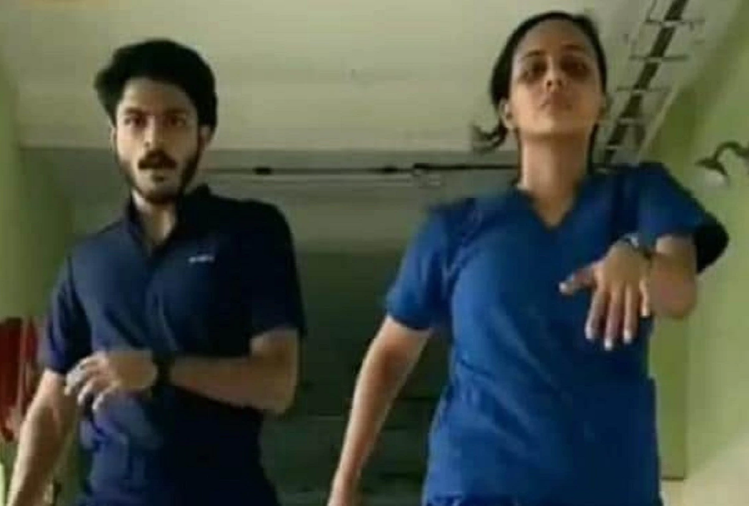 kerala medical student dance video goes viral people start criticised