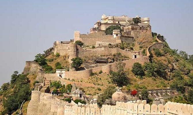 omg-facts-great-wall-of-india-kumbhalgad-kila-कुम्भलगढ़ किले