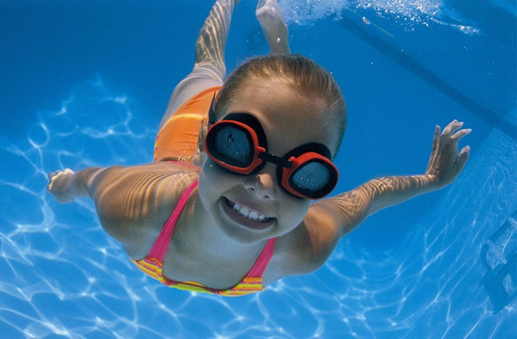 Urine Is The Reason For Red Eyes In Swimming Pool Not Chlorine