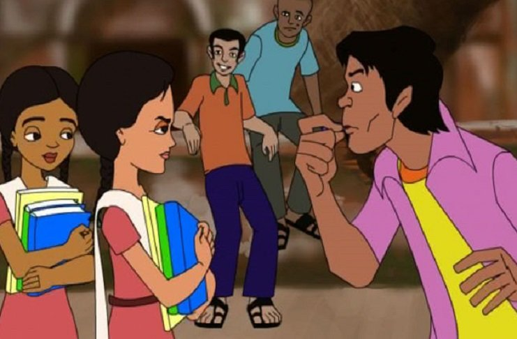 girls dont ever tolerate abuses