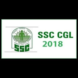 SSC CGL 2018 Notification Released