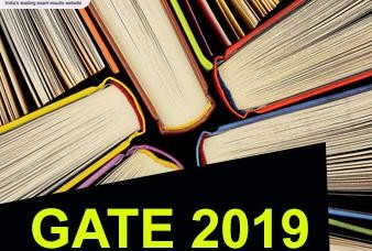 GATE 2019 Examination Schedule Released, Check the Details