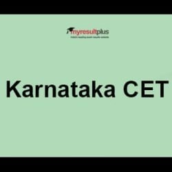 Karnataka Cet 2019 Exam Schedule Announced: Results