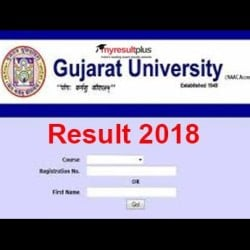 Gujarat University 2018 Result Declared for UG and PG Programmes, Check the Details