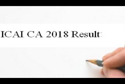 ICAI CA 2018 Result To Release On January 23, Check Latest Updates Here