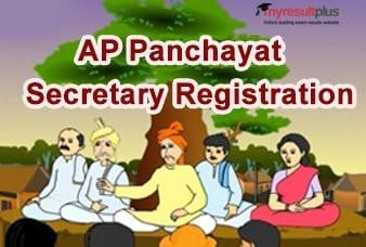 AP Panchayat Secretary Application Process Extended, Check the Details