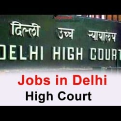 Delhi High Court Recruitment 2019: Vacancy for 57 Senior Personal Assistant