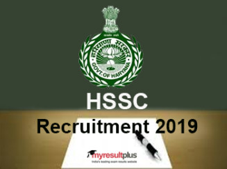 HSSC Recruitment 2019: Application Process for 1006 Vacancies to Conclude on February 4