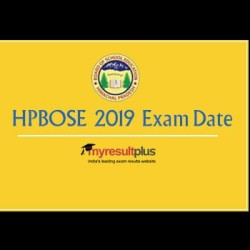 HPBOSE 2019 Exam Date Sheet Released for Class 10 and 12 Released, Check Here