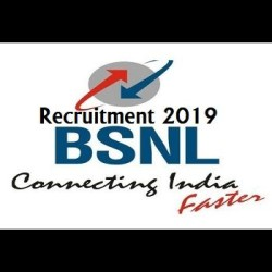BSNL Recruitment Through GATE 2019 for Junior Telecom Officer Recruitment