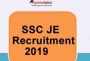 SSC JE Recruitment 2019: Vacancy for Junior Engineers, Apply Till February 25