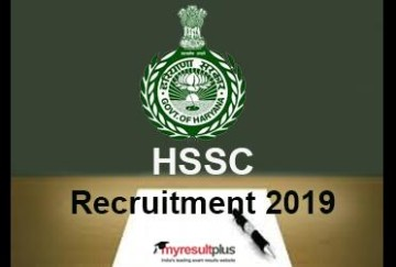 HSSC Recruitment Exam 2019: Application Process for  778 TGT Sanskrit Posts Begins Today
