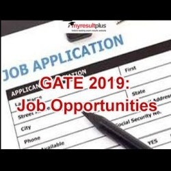 GATE 2019: Good Score Can Get You a Job on this Great Package