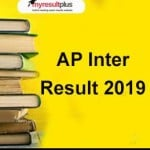 AP Inter Results 2019 Declared, Download your Score Card Here
