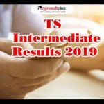 TS Inter Result 2019 Declared, 2.7 Lakh Students  Cleared 2nd Year Exam