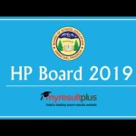 HPBOSE 10th Result 2019 Declared, Atharv Thakur Tops with 98.71%