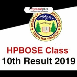 HPBOSE 10th Result 2019 Declared, Check Now