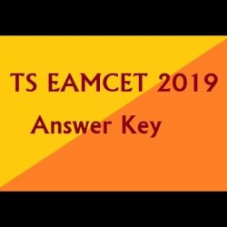 TS EAMCET 2019 Answer Key Released, Know How to Download