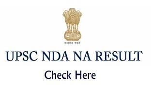 UPSC NDA/ NA (II) 2018 Final Result Are Now Available