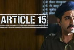 Here is Why 'Article 15' is a Must Watch for Youth