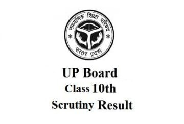 UP Board Class 10th Scrutiny Result 2019 Declared, Know How to Check