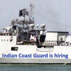 Indian Coast Guard Recruitment 2019: Application Process to Begin from August 26