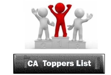 CA Foundation and CA Final June Result 2019: Here's the Toppers List